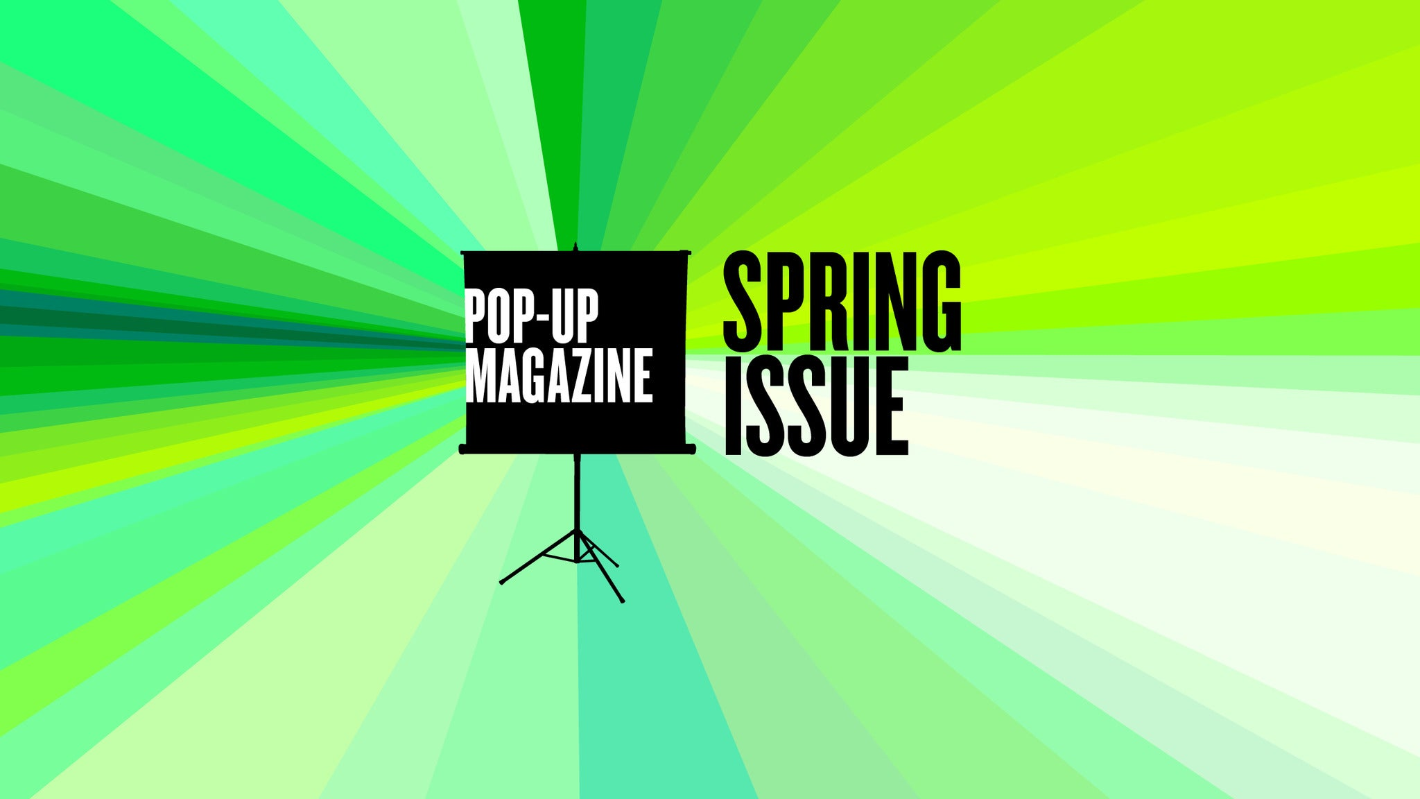 Pop -Up Magazine: A Night Of Live Stories
