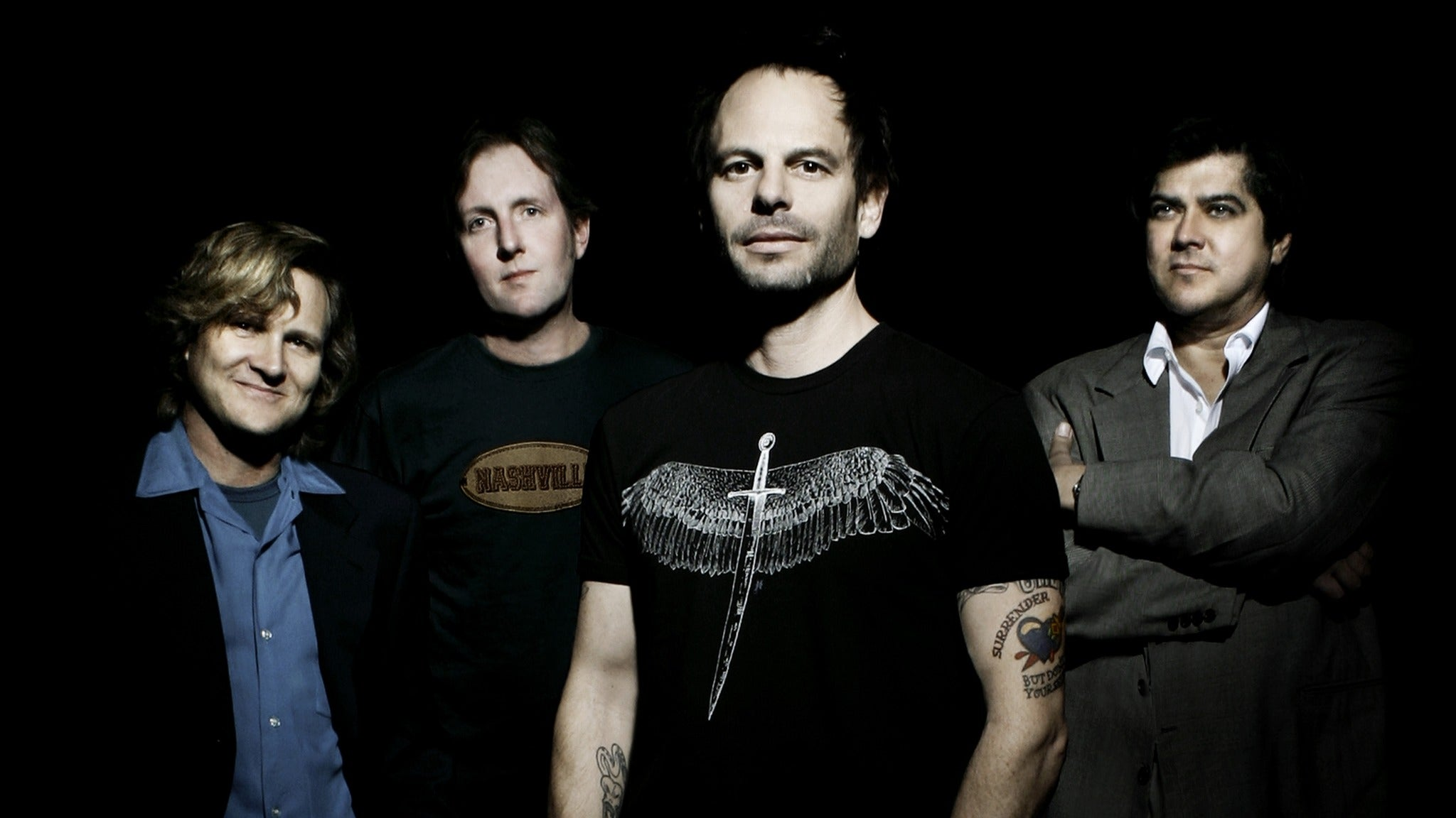 Gin Blossoms at Golden Nugget - Lake Charles