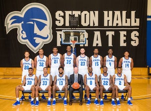 Seton Hall Pirates Men's Basketball vs. St. John's Red Storm Men's Basketball