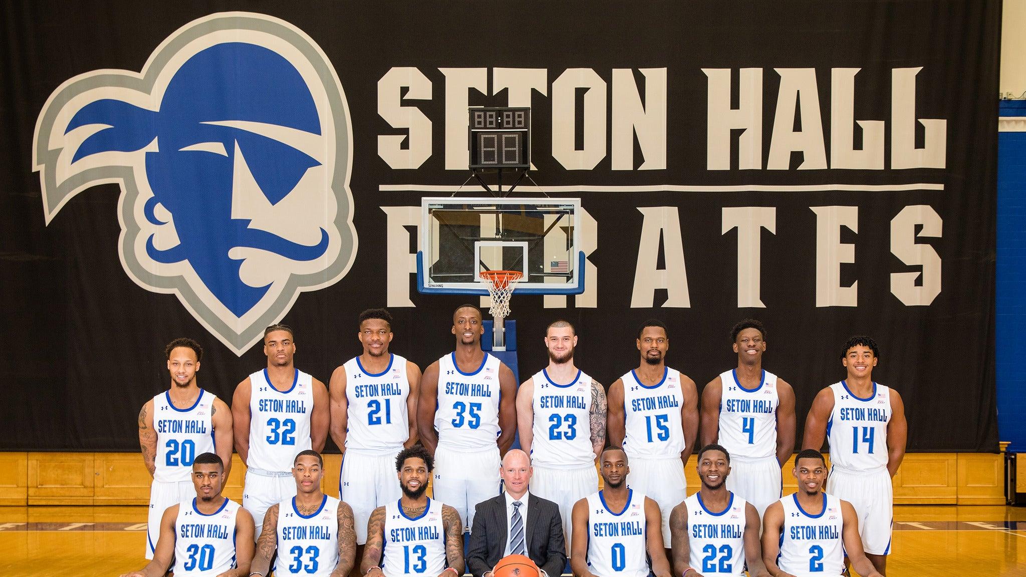 Seton Hall Pirates Men's Basketball vs. Michigan State University Men's Basketball