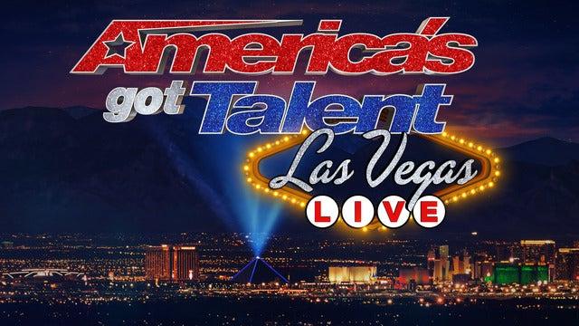 America?s Got Talent Las Vegas LIVE