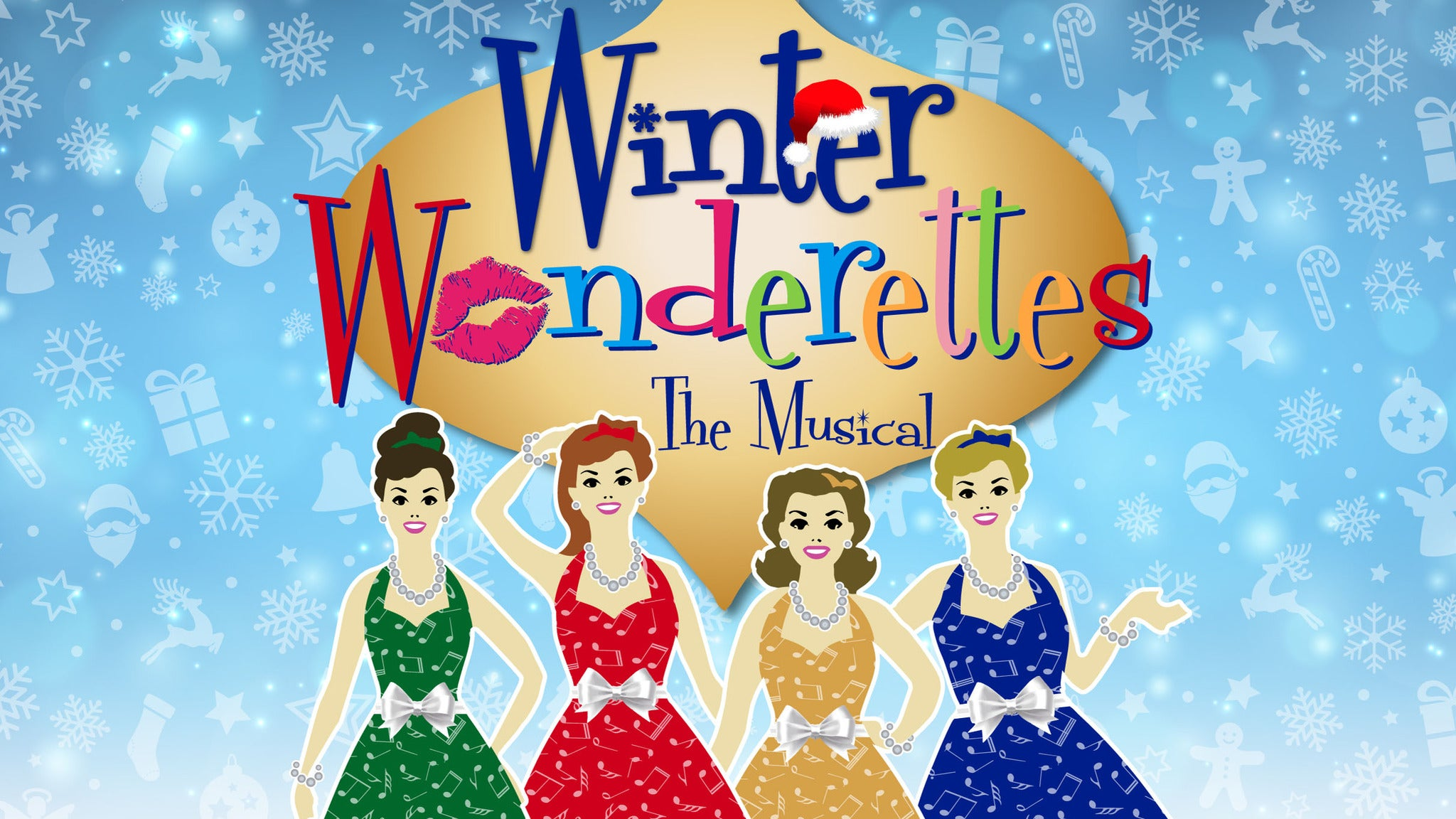 Walnut Street Theatre's Winter Wonderettes