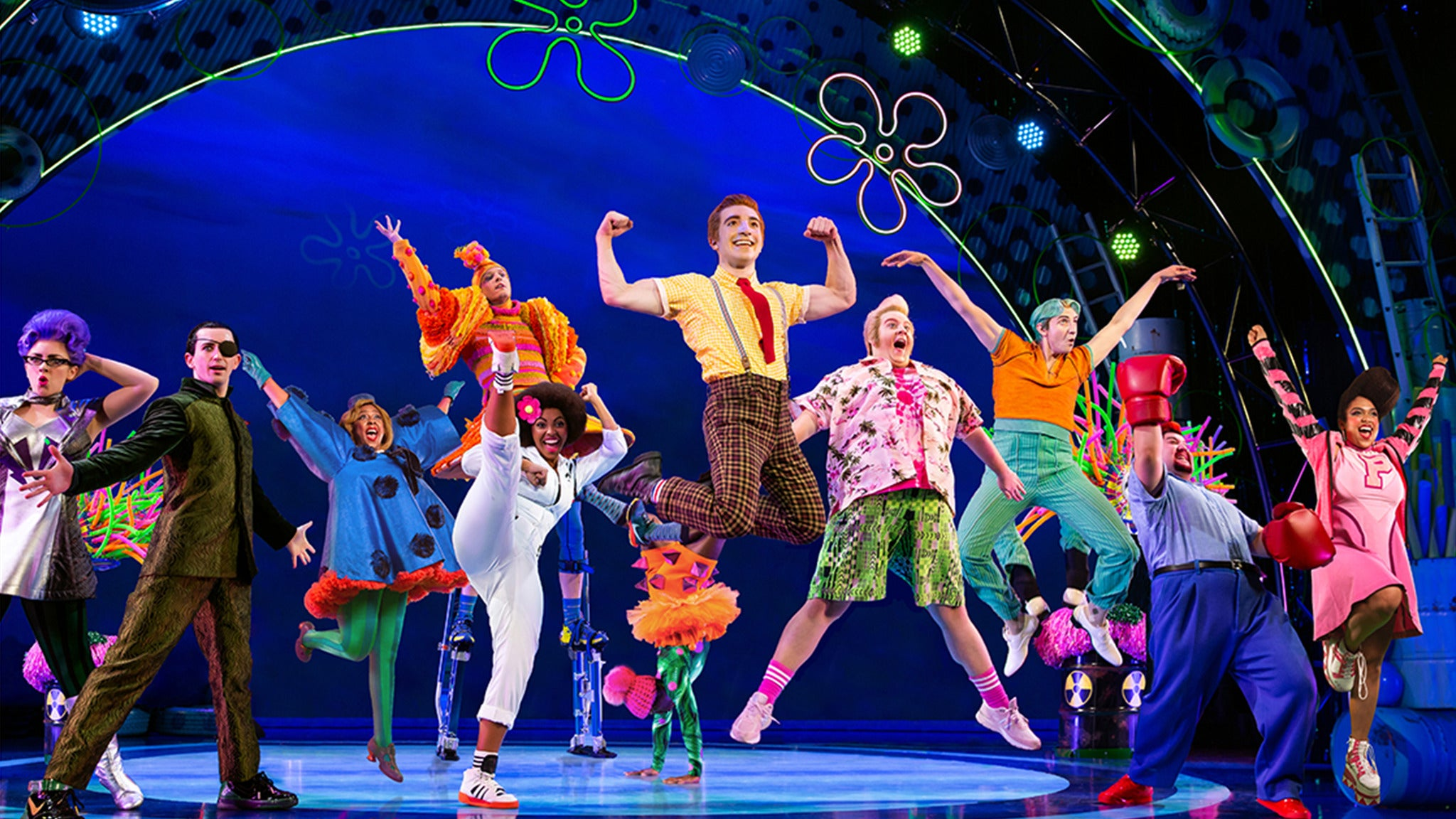 The SpongeBob Musical (Touring)