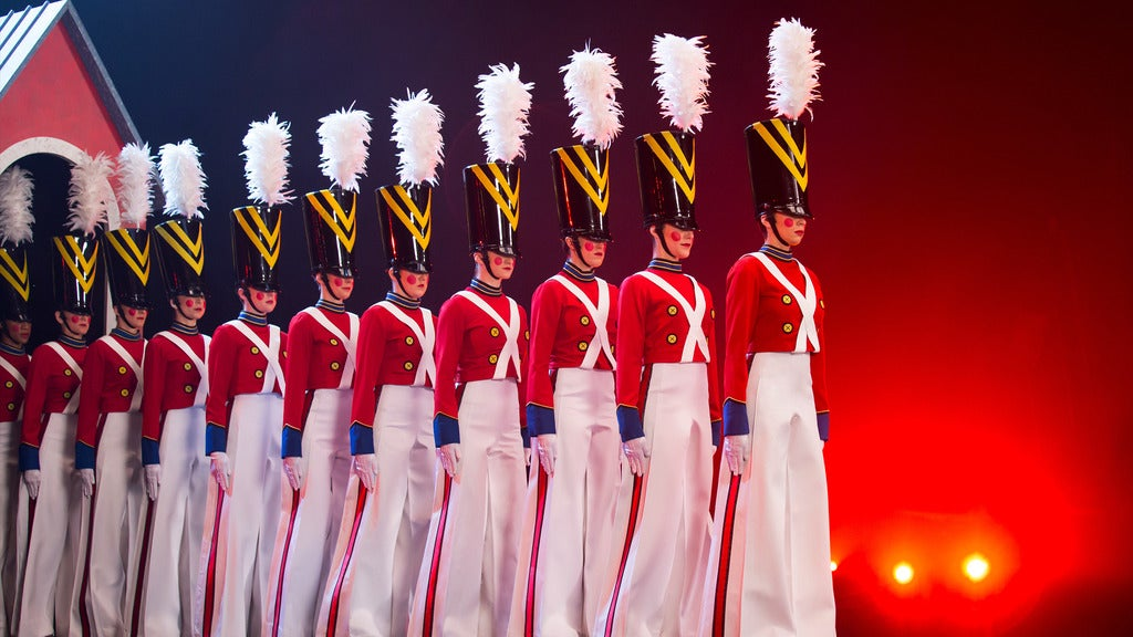 Christmas Spectacular with Radio City Rockettes