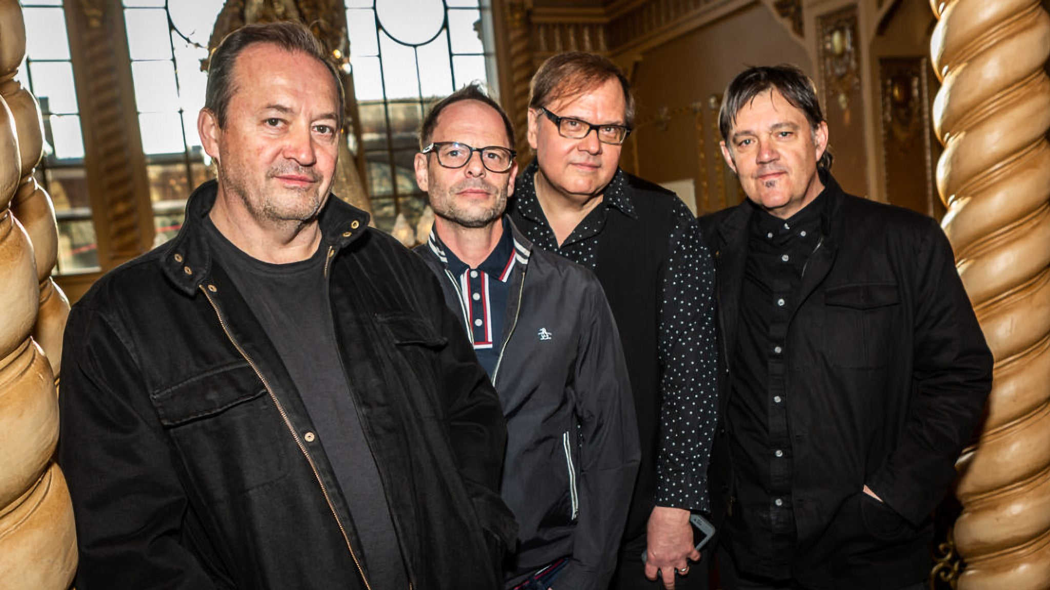 The Smithereens at Pollak Theatre at Monmouth University