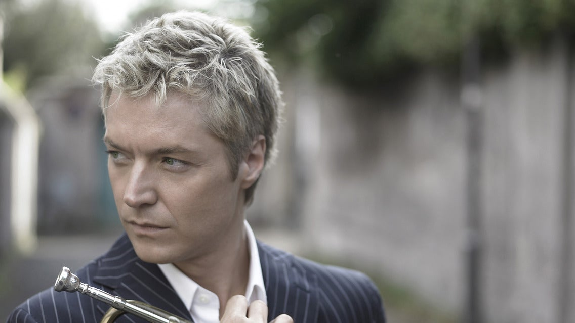 An Evening With Chris Botti Presented by Blue Note Napa