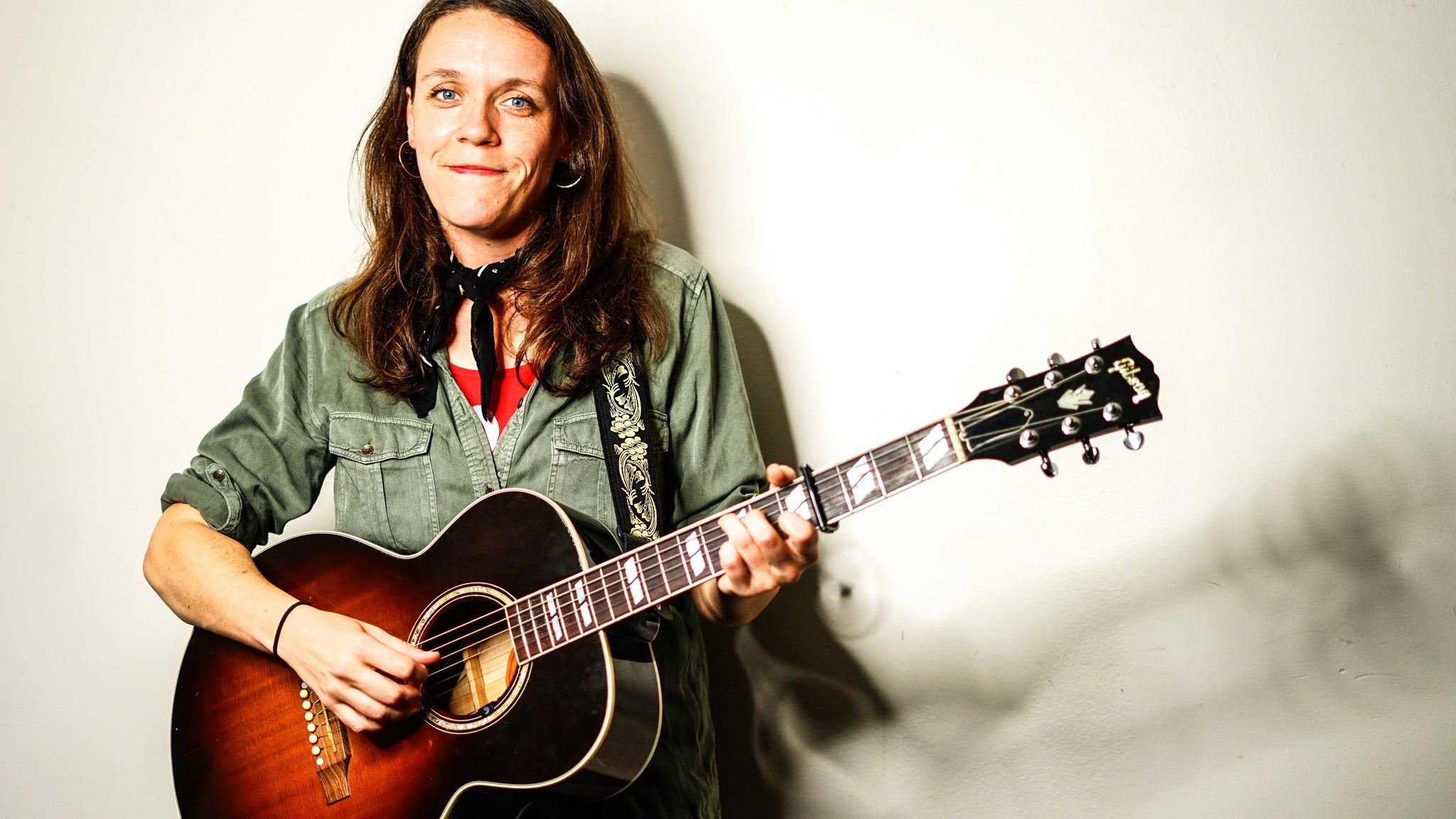 Lucy Wainwright Roche at Club Cafe