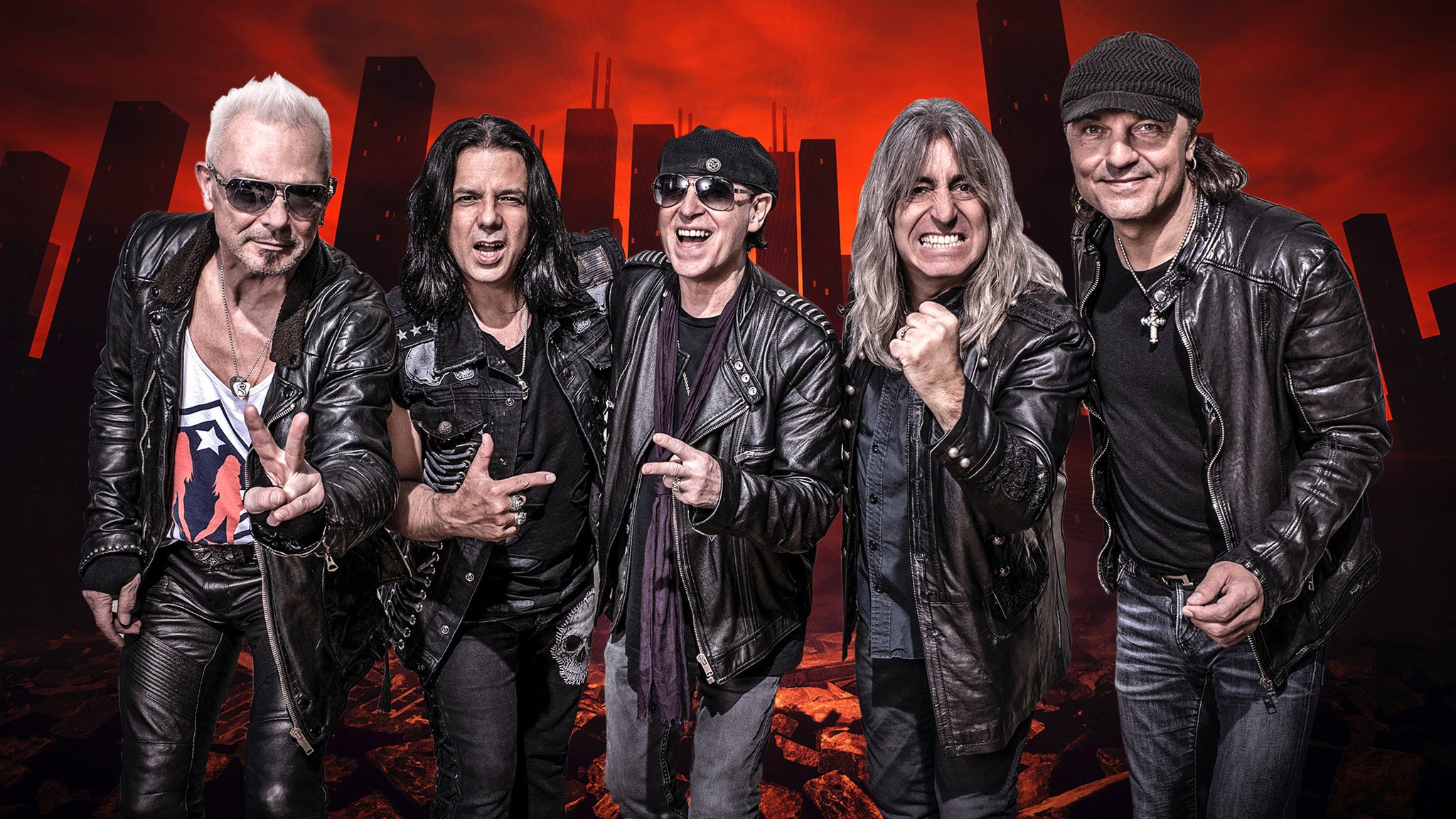 Scorpions at Allstate Arena