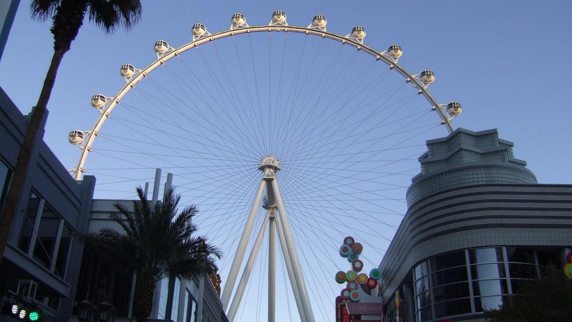 High Roller Wheel at the Linq | Las Vegas, NV | High Roller Wheel at the Linq | December 10, 2017