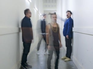 Cafe Tacvba Niu Gueis Tour 2018 with special guest Ruen Brothers