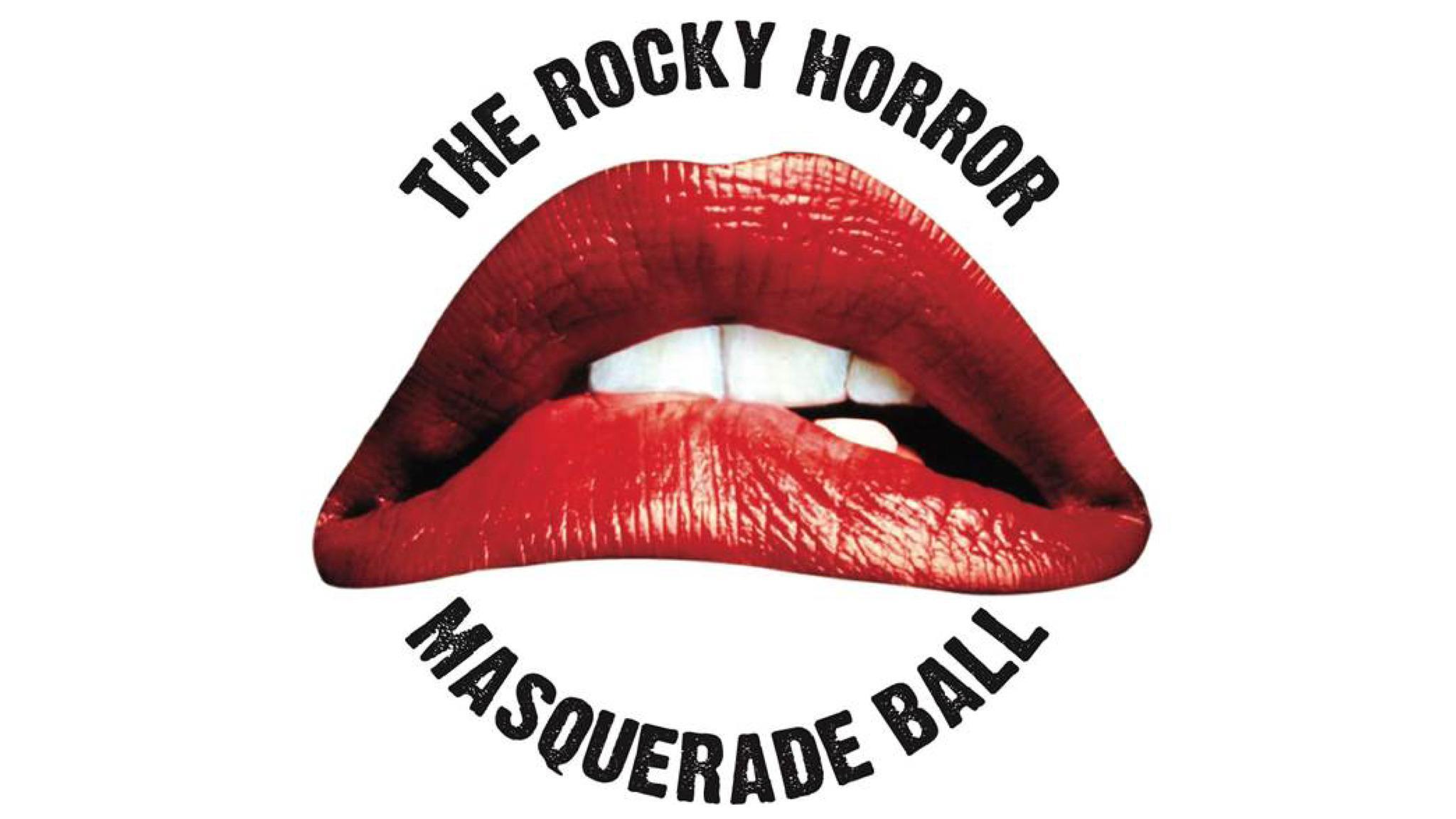The Rocky Horror Masquerade Ball
