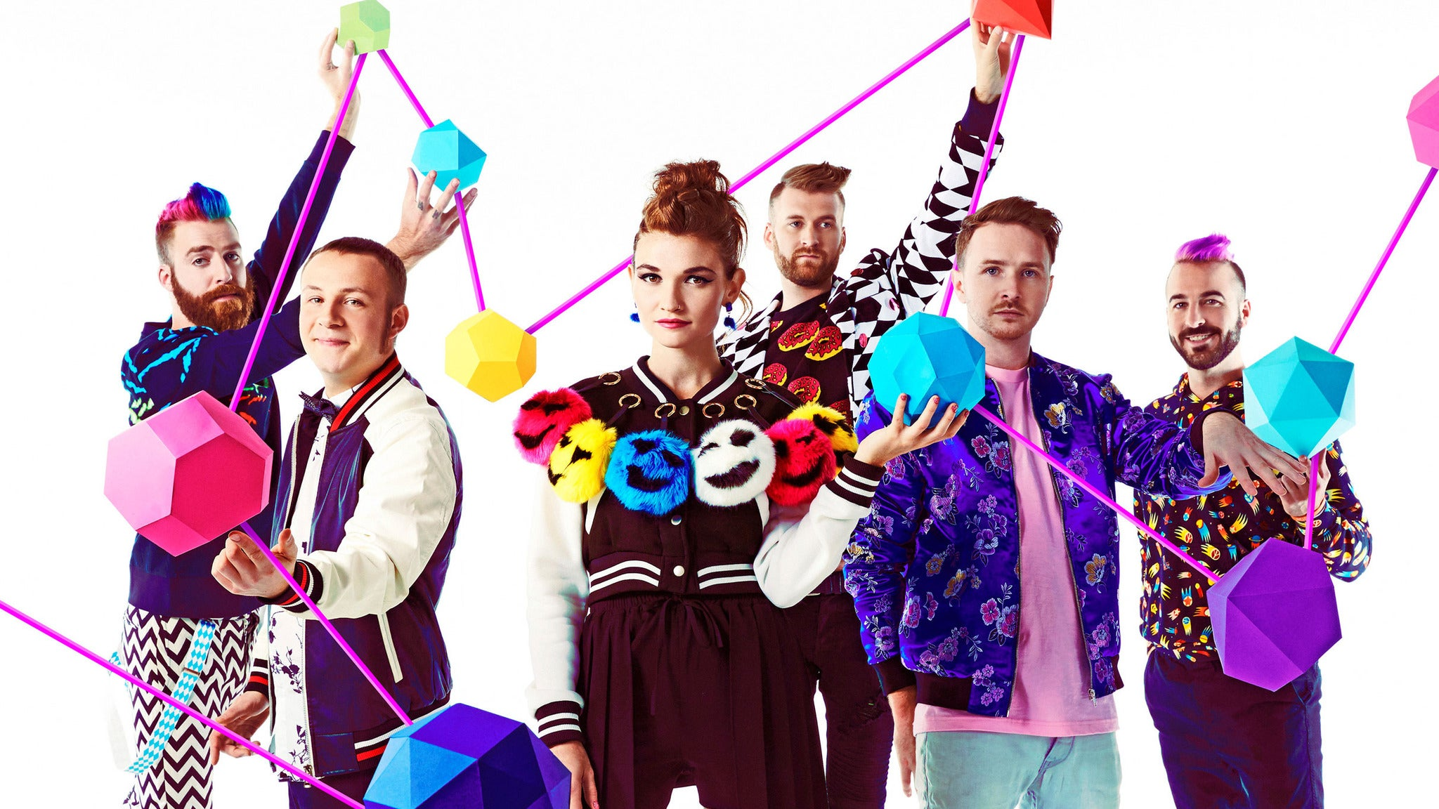 MisterWives: Connect The Dots Tour at The Van Buren