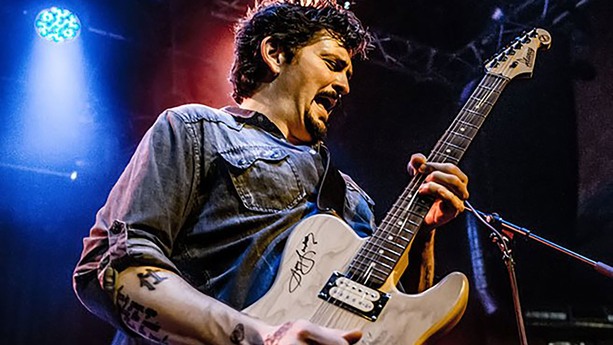 Mike Zito & Friends :Tribute to Chuck Berry at The Pageant