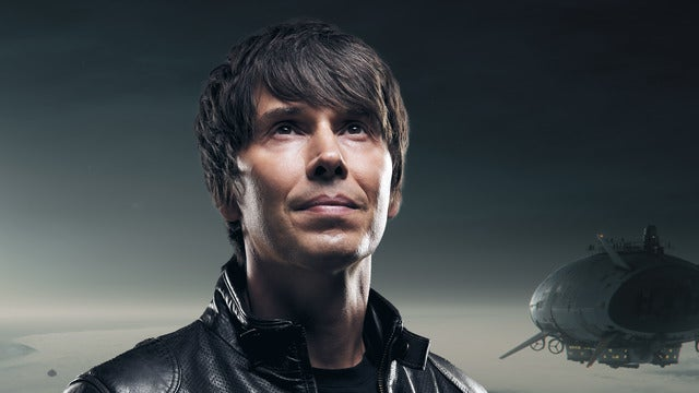 Professor Brian Cox - Horizons Seating Plans