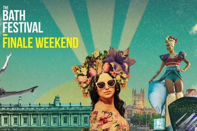 Bath Festival Finale Weekend - Weekend. Clean Bandit & Van Morrison