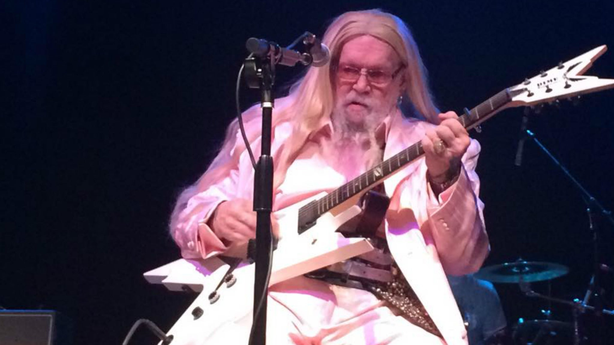 David Allan Coe with Chris Canterbury