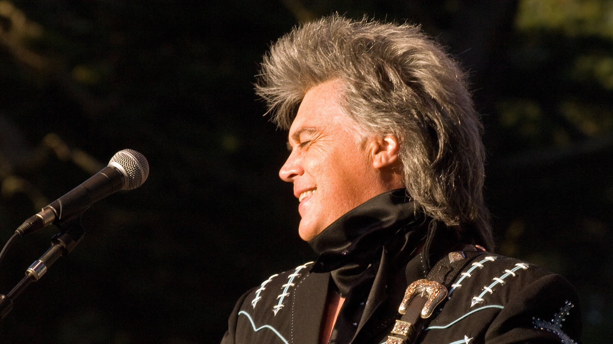 Marty Stuart at Capitol Theatre - WV