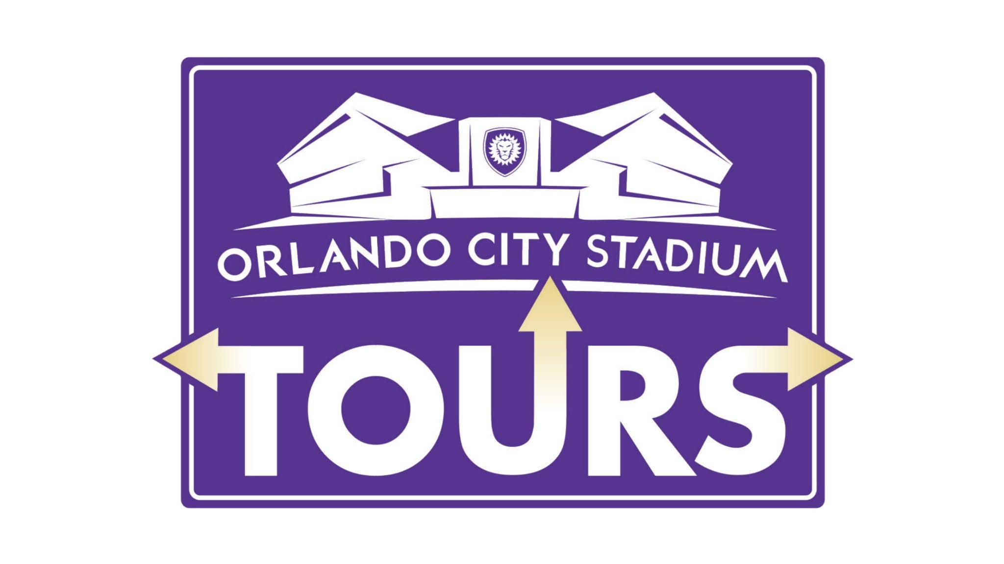 Orlando City Stadium Tour