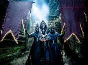 Behemoth + Arch Enemy, 2021-09-30, Глазго