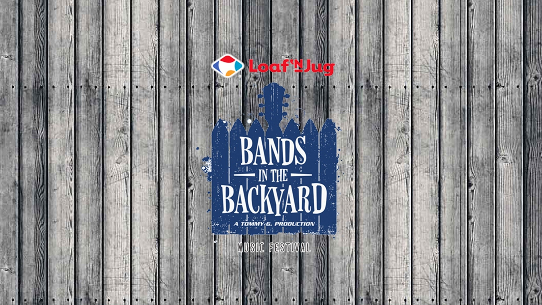 Bands in the Backyard Tickets, 2020-2021 Concert Tour ...