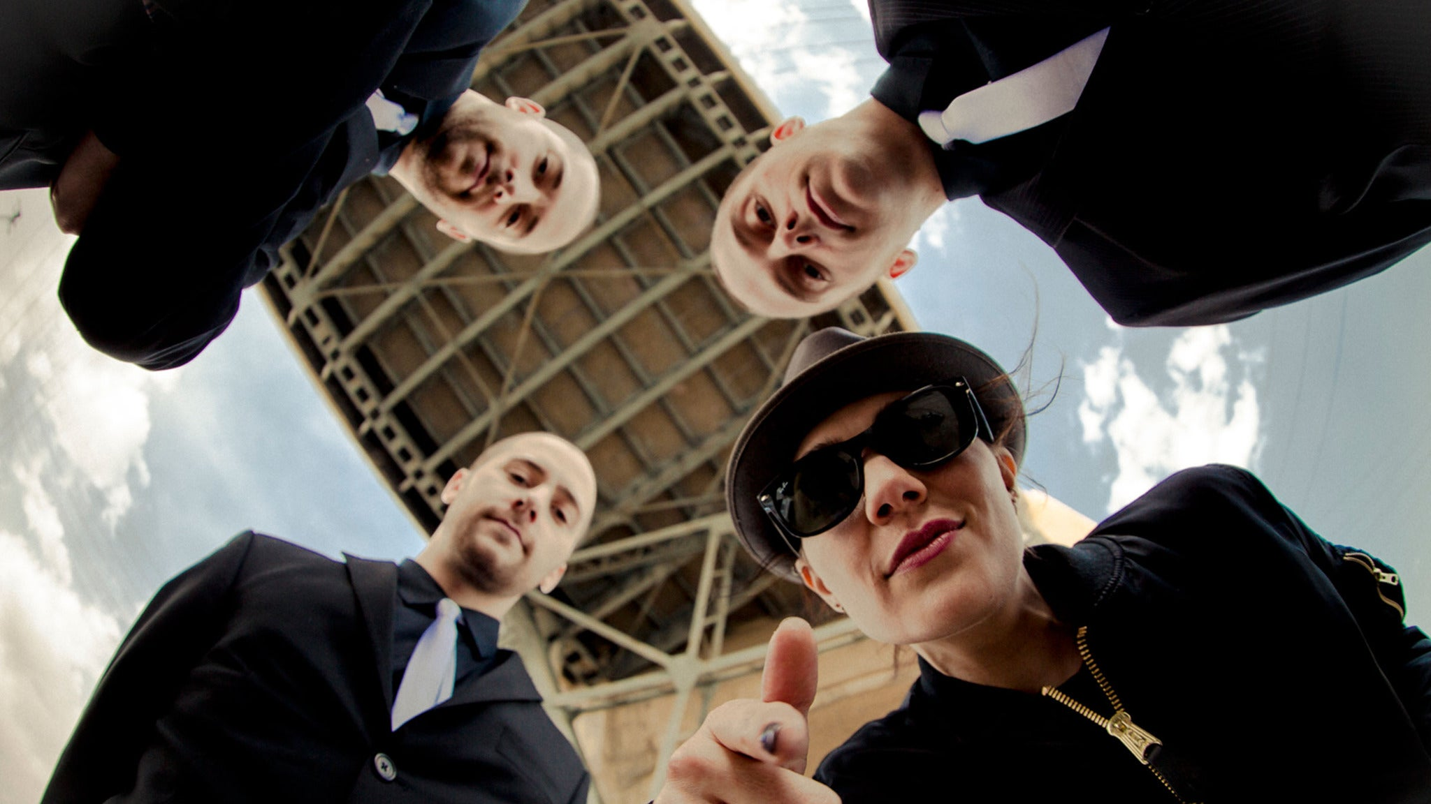 The Interrupters and SWMRS with special guests Sharp Shock