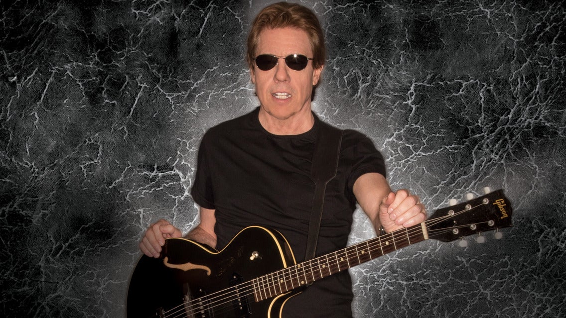 George Thorogood & The Destroyers Bridgewater Hall Seating Plan