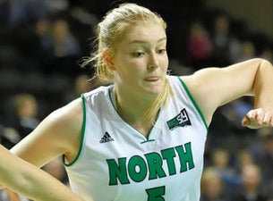 University of North Dakota Womens Basketball vs. Oral Roberts Golden Eagles Womens
