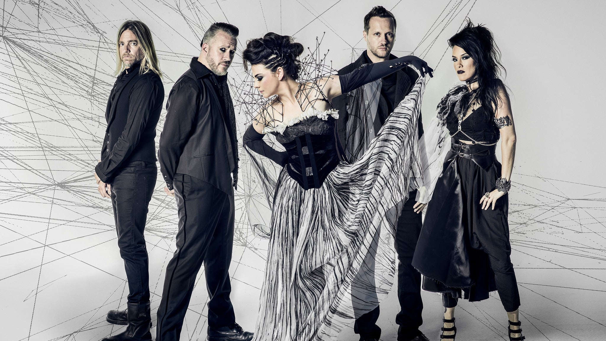 Evanescence + Lindsey Stirling at White River Amphitheatre