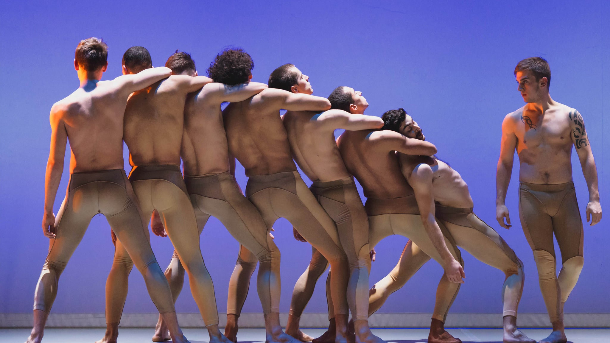 BalletBoyz® at Amaturo Theater at Broward Center