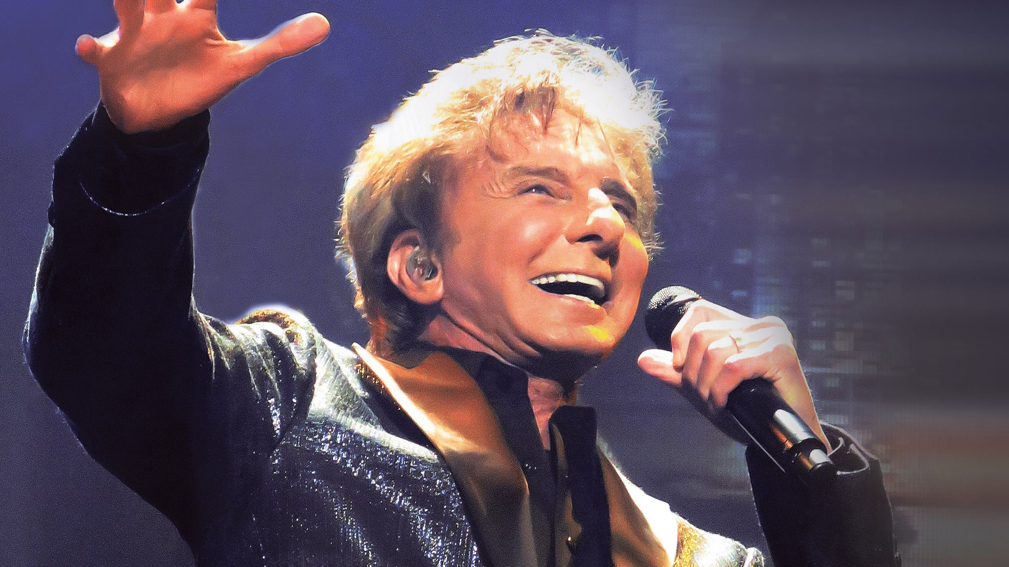 Barry Manilow at Amalie Arena