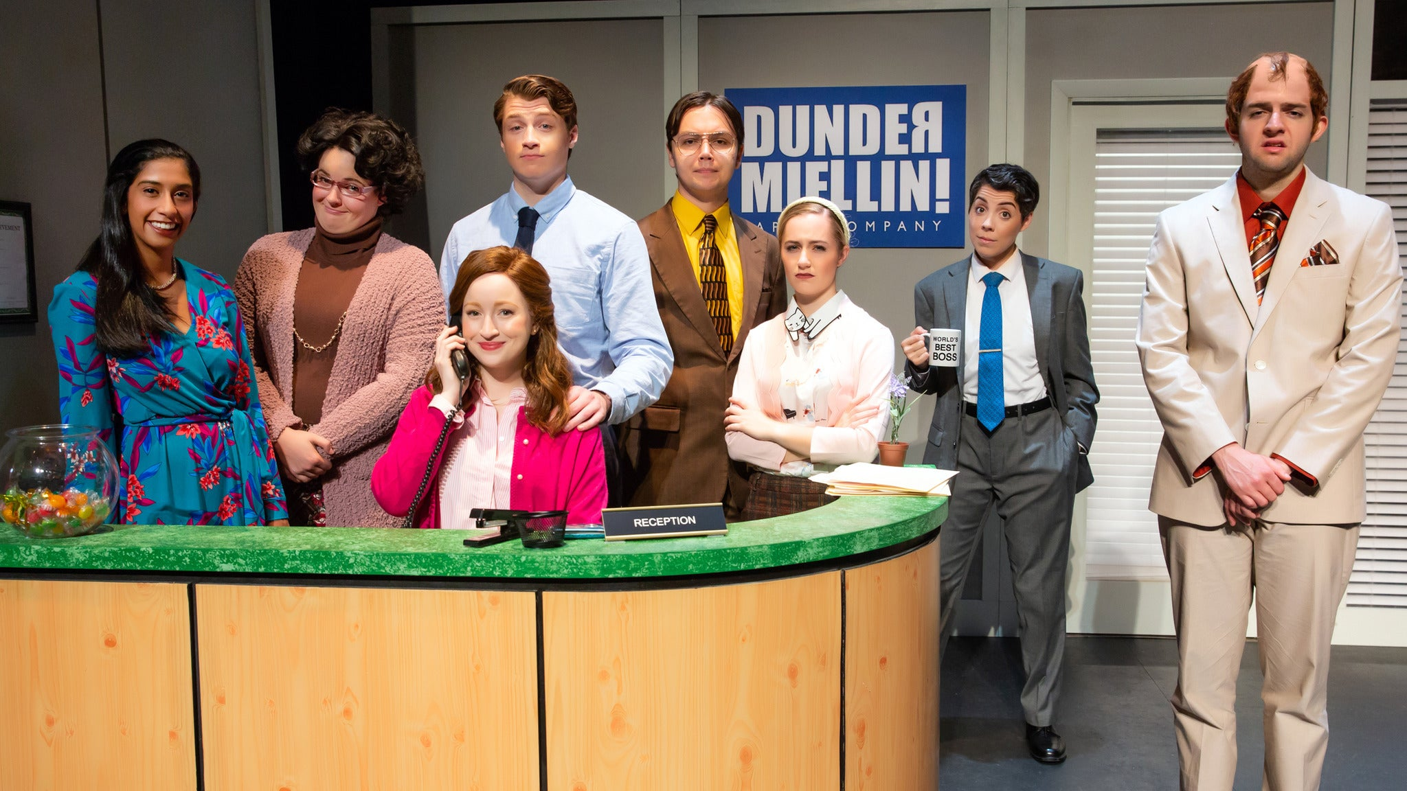 The Office! A Musical Parody (Chicago)