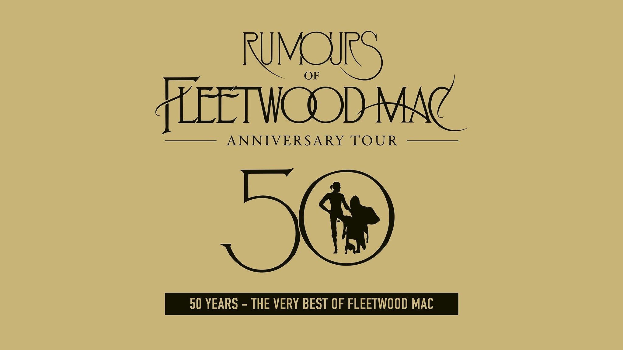 Rumours of Fleetwood Mac tickets (Copyright © Ticketmaster)