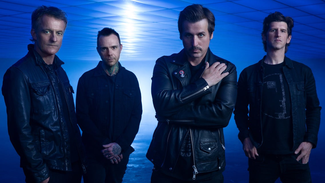 Our Lady Peace - Stop Making Stupid People Famous Tour