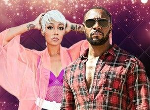 Black Saturday R&B Jam Feat. Monica & Tank