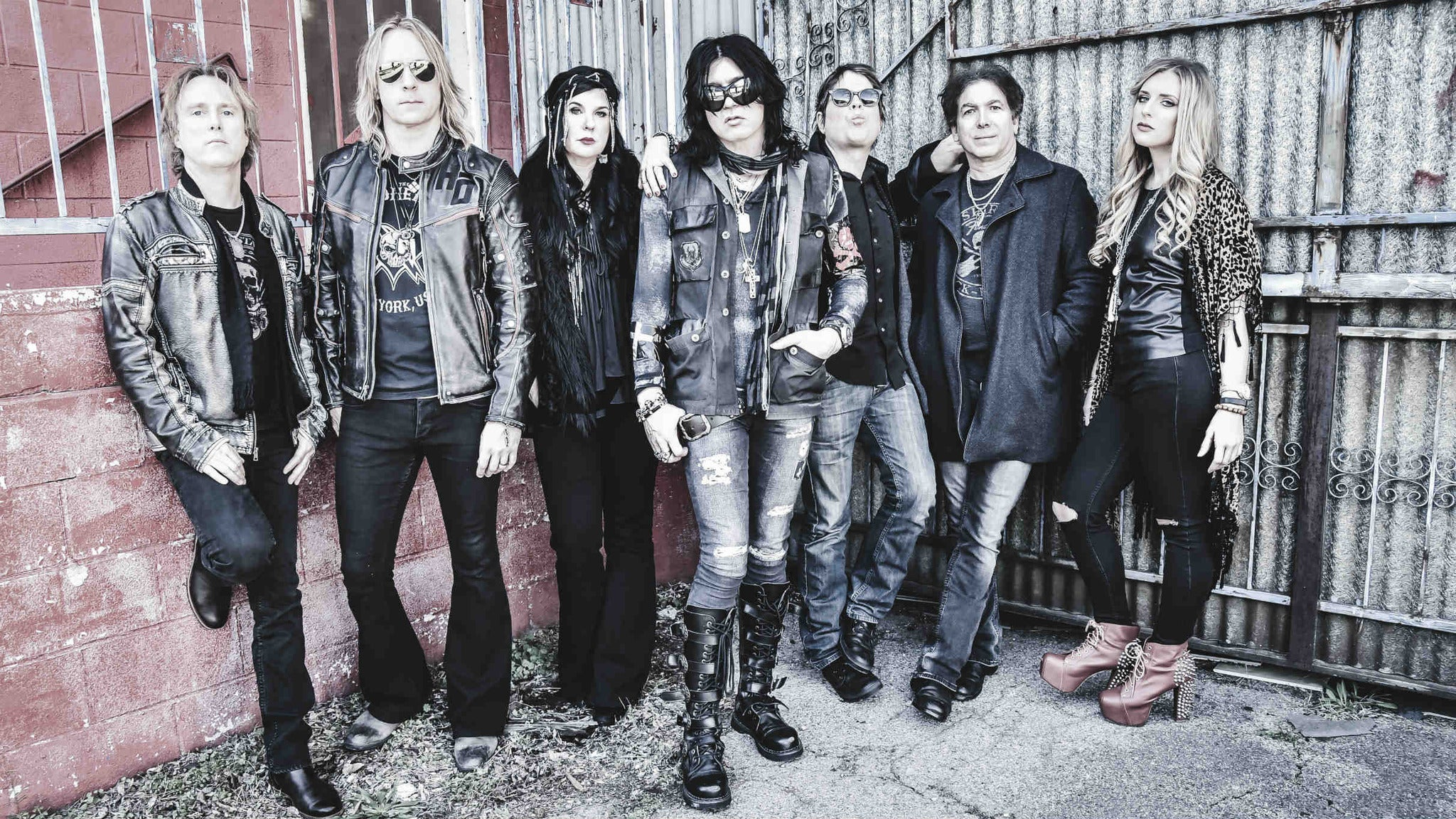 Tom Keifer & Stephen Pearcy at Genesee Theatre