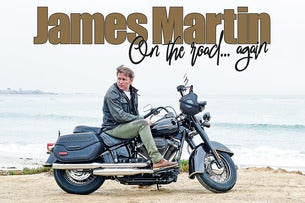 James Martin - On the Road...again Seating Plans