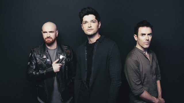 The Script Liverpool Echo Arena Seating Plan