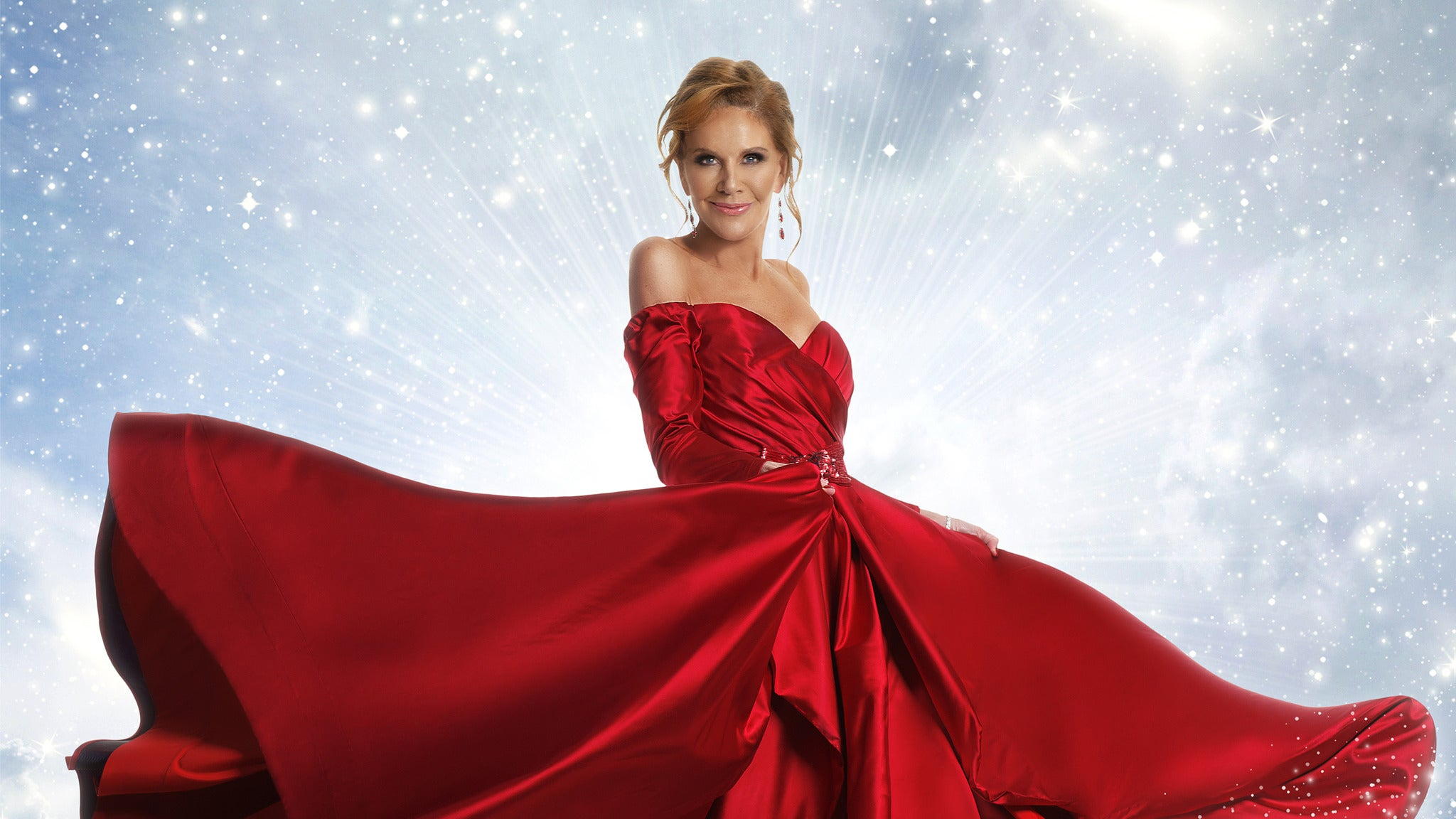 Image used with permission from Ticketmaster   A Red Hot Swingin Christmas tickets