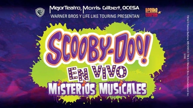 SORRY, THIS EVENT IS NO LONGER ACTIVE<br>Scooby Doo Live at Lincoln Center-CO - Fort Collins, CO 80521