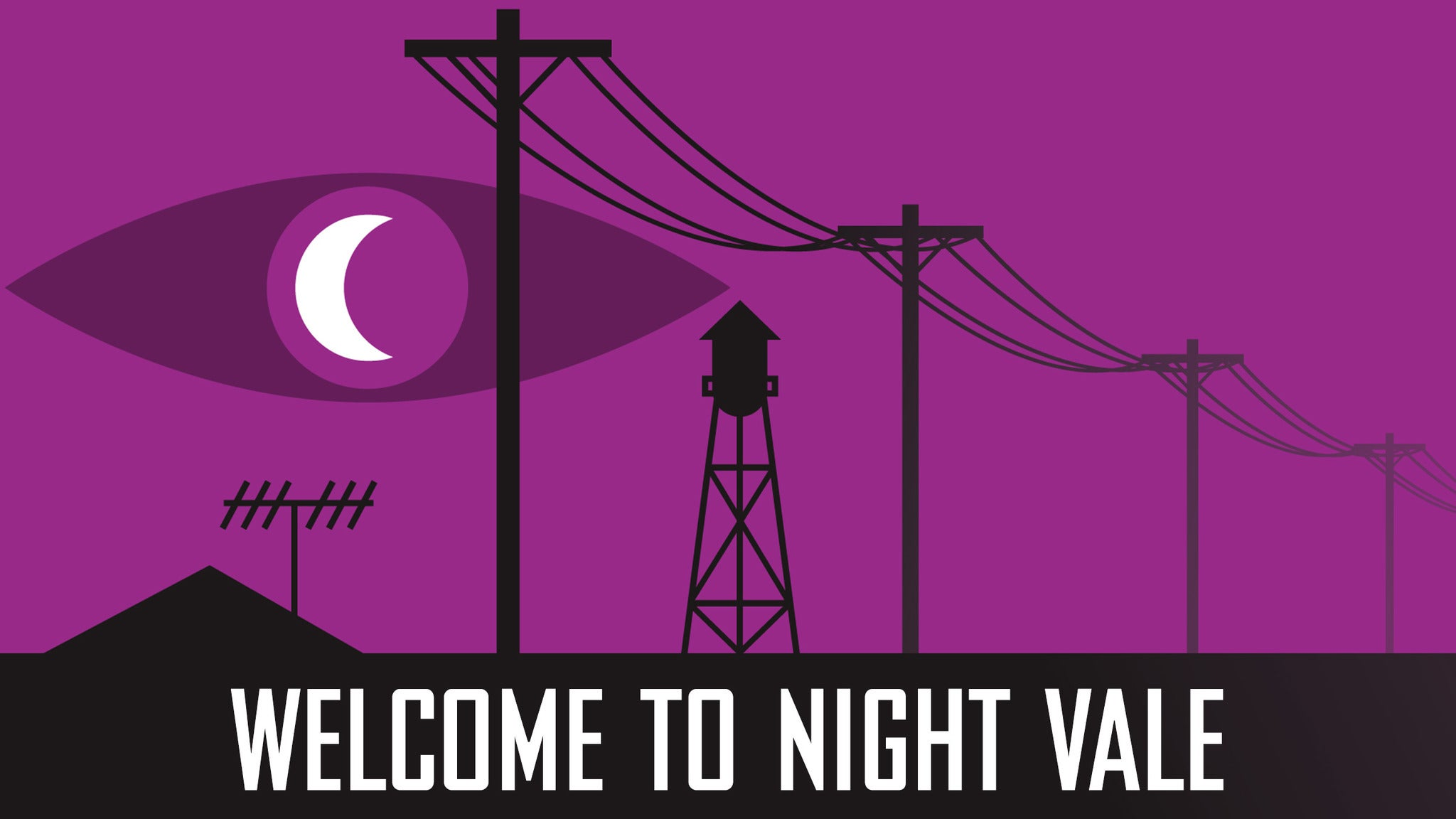 Welcome To Night Vale at Bing Crosby Theater