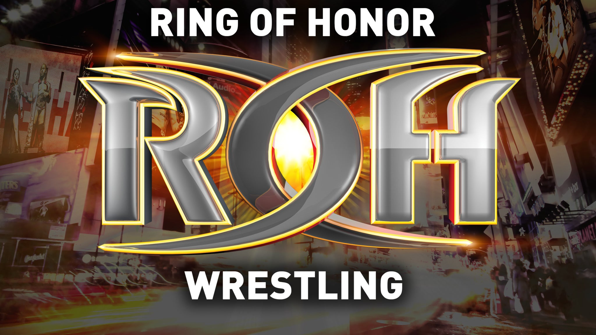 Ring of Honor Wrestling at Center Stage Theater