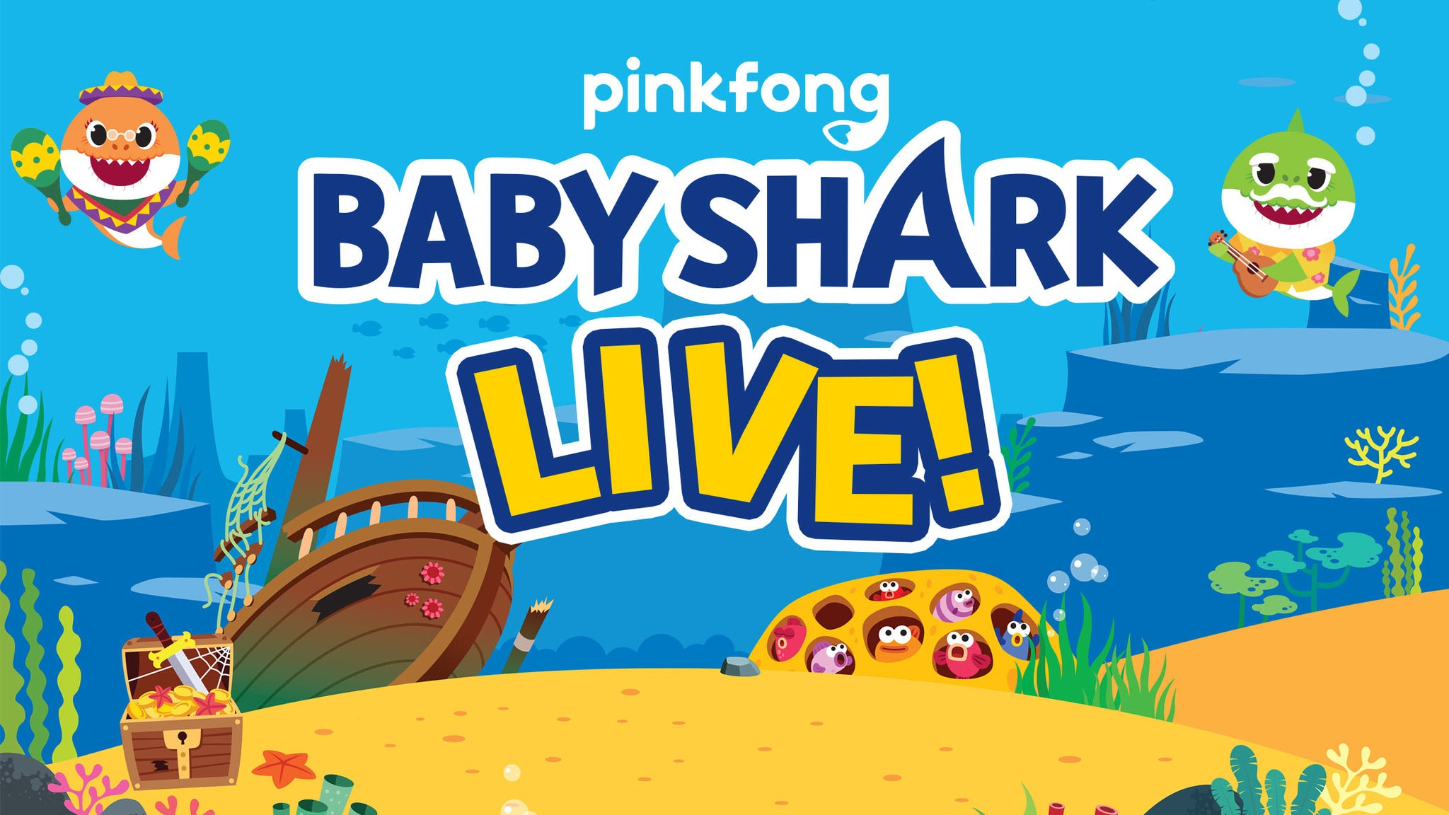 Baby Shark Live! at BOK Center