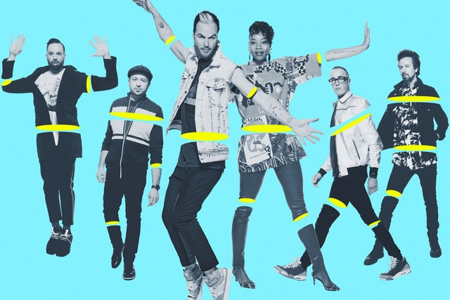 """Fitz And The Tantrums present """" All The Feels Winter Tour 2020"""""""