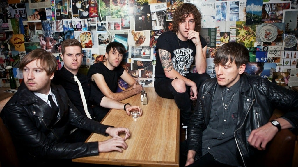 Hotels near The Pigeon Detectives Events