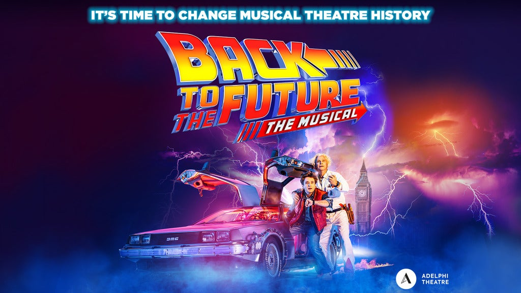 Hotels near Back to the Future The Musical Events