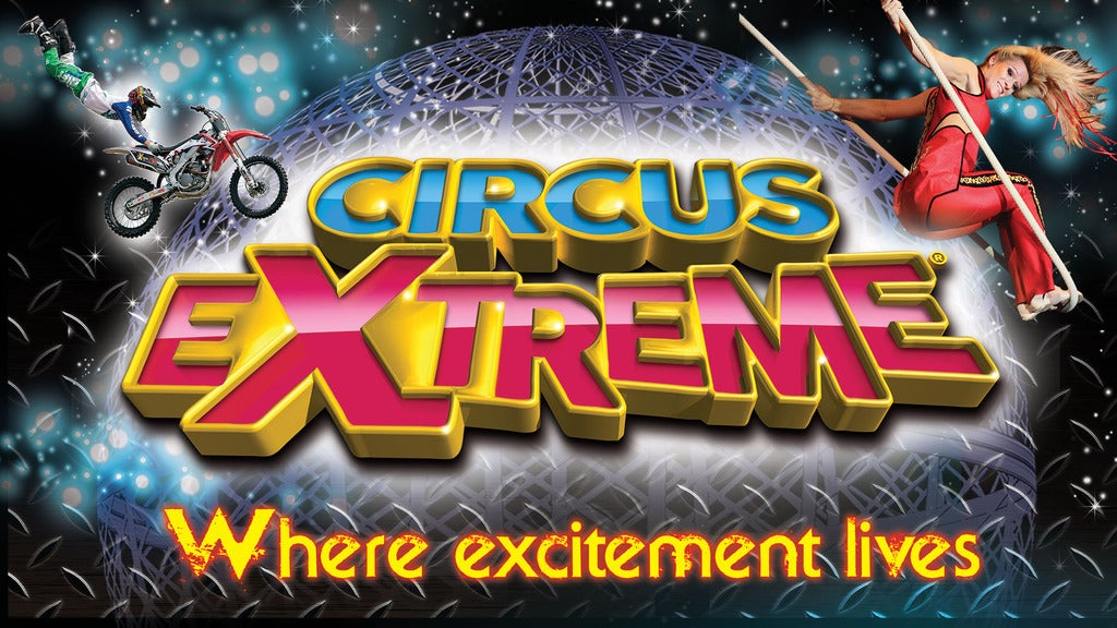 Hotels near Circus Extreme Events