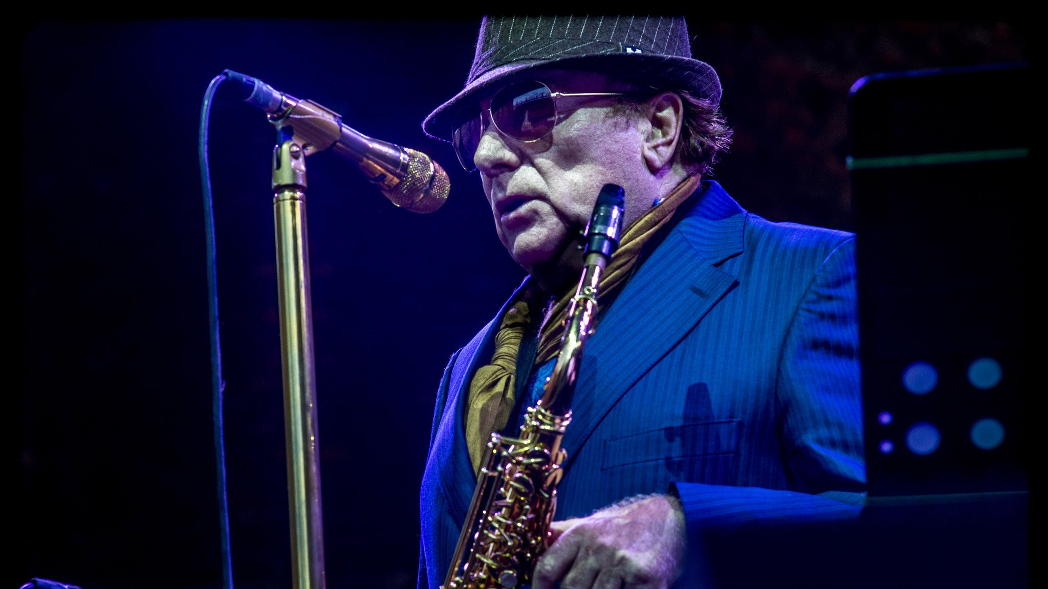 Van Morrison at The Wiltern - Los Angeles, CA 90010