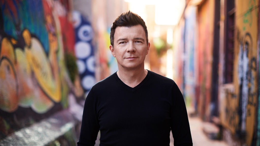 Hotels near Rick Astley Events