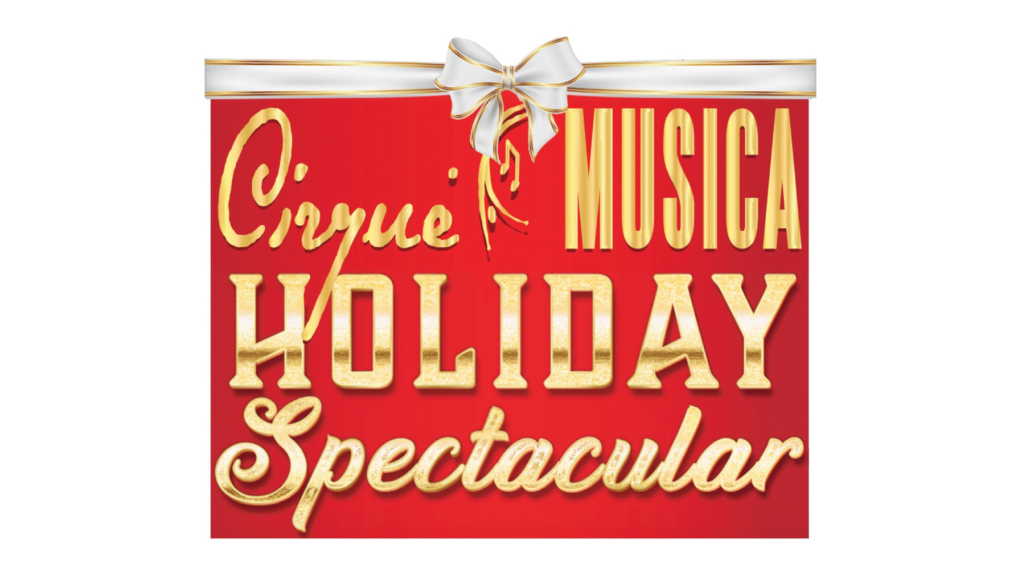Cirque Musica Holiday Spectacular at The Wellmont Theater