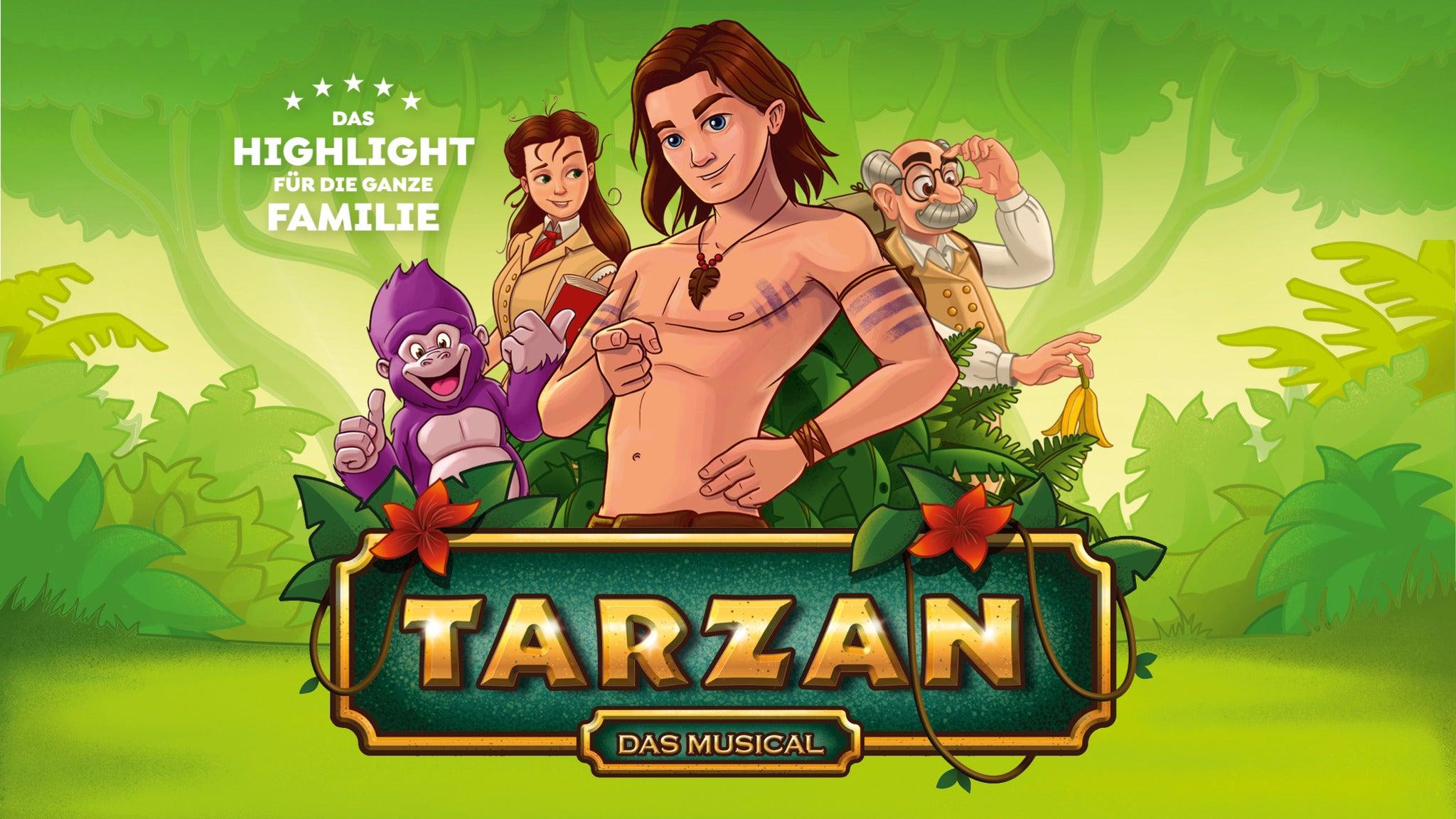 Tarzan at Hawaii Theatre